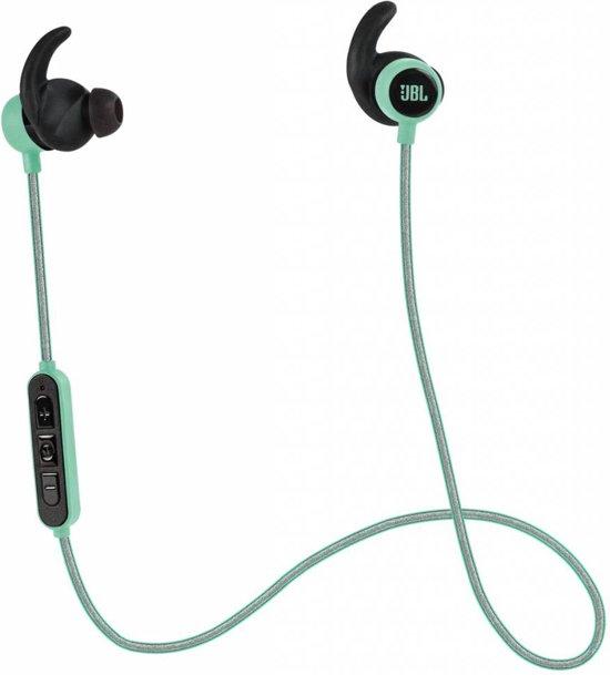 JBL Reflect Mini Bluetooth - Draadloze sport oordopjes met Mic - Turqoise in Walhain-Saint-Paul
