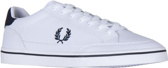 Mannen 42 Maat Sneakers navy Fred Wit Perry ItAqn4w4