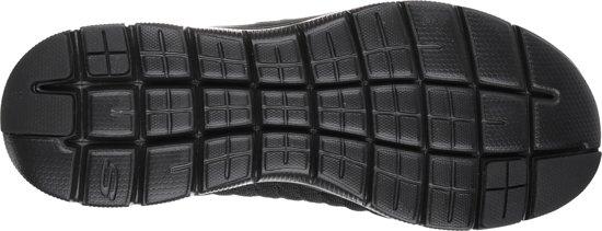 0 Skechers Black Flex Heren 2 Advantage Sneakers qwSn0U4