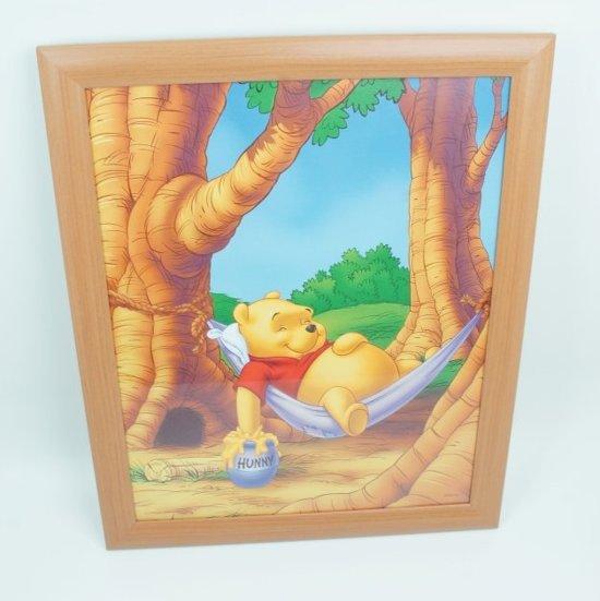 Disney Schilderij Winnie de Poeh met de honingpot 57 CM X 47 CM