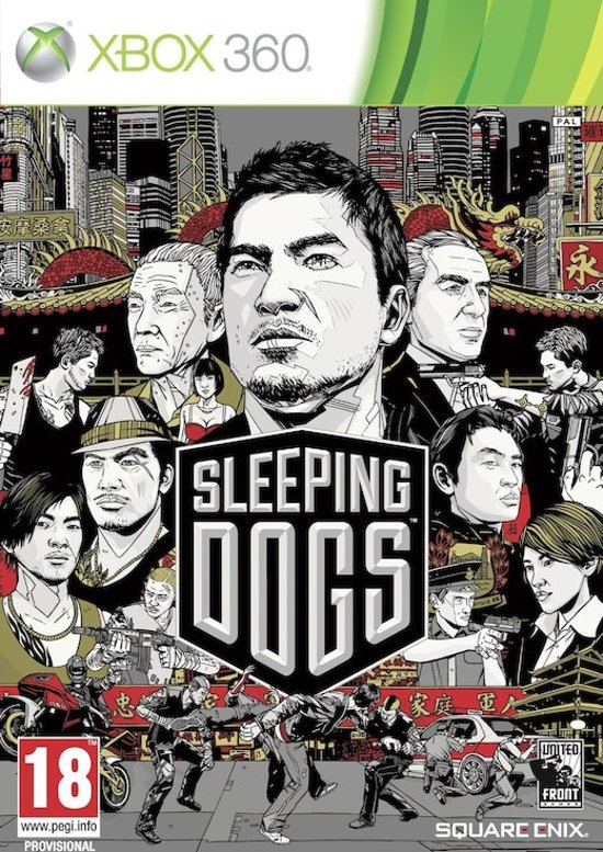 Sleeping Dogs - Limited Edition /X360