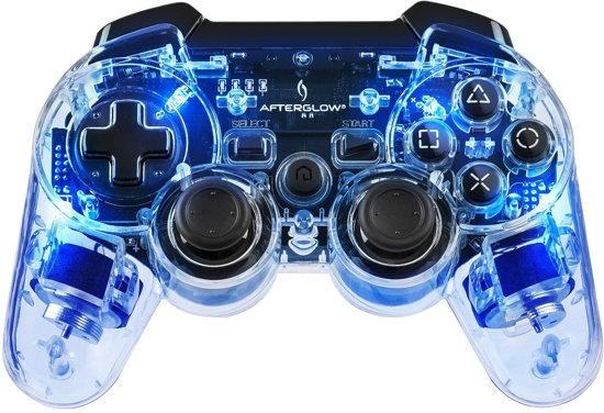 Afterglow Draadloze Controller - PS3