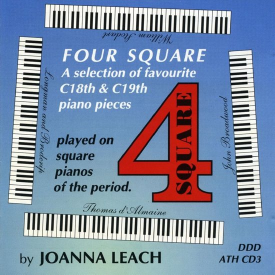 Four Square Recital