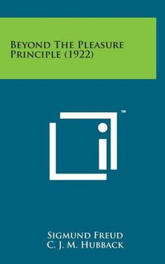 Beyond the Pleasure Principle (1922)