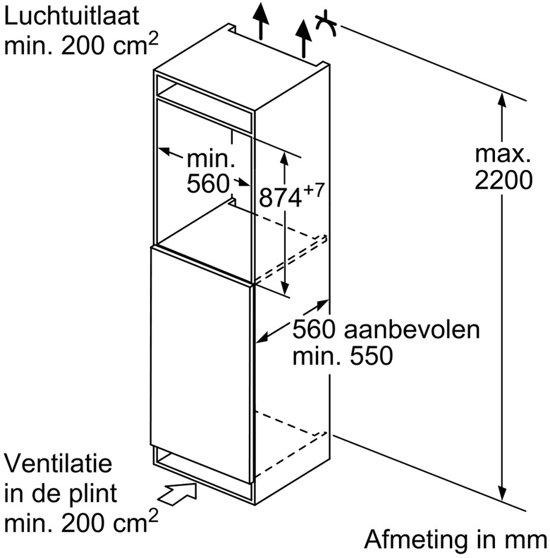 Bosch KIR21AD40
