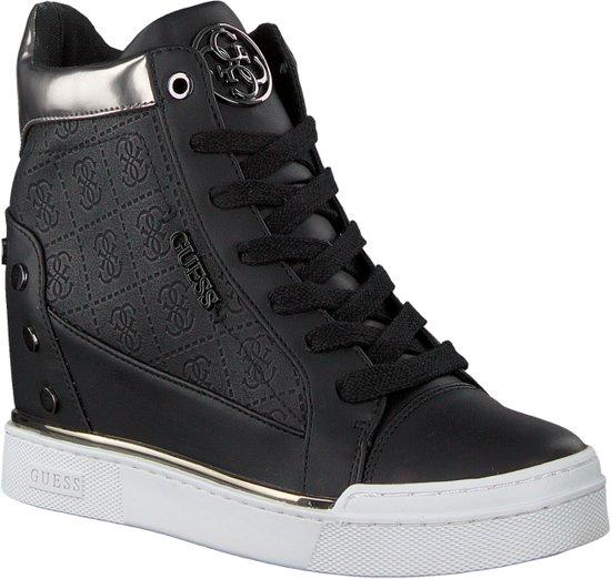 | Guess Dames Sneakers Finly Zwart Maat 36