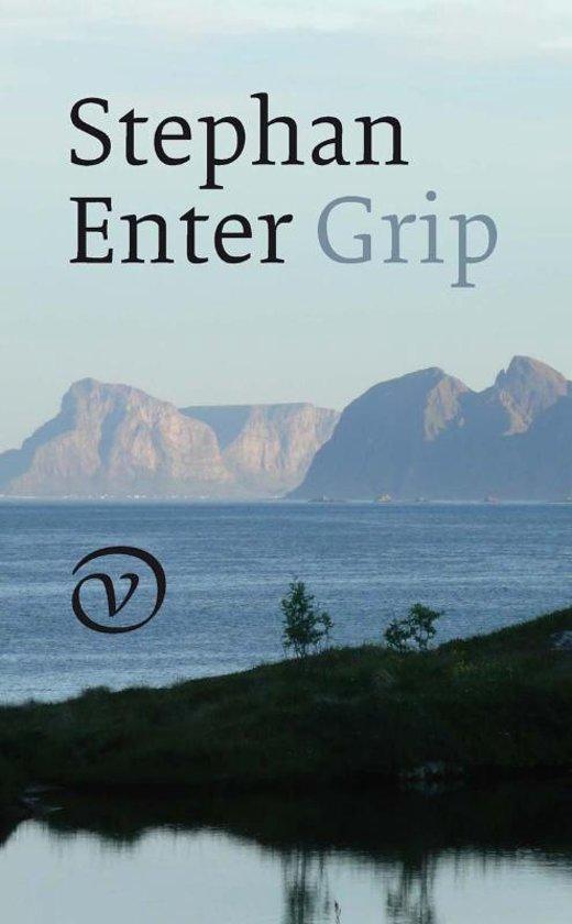 Boek cover Grip van Stephan Enter (Hardcover)