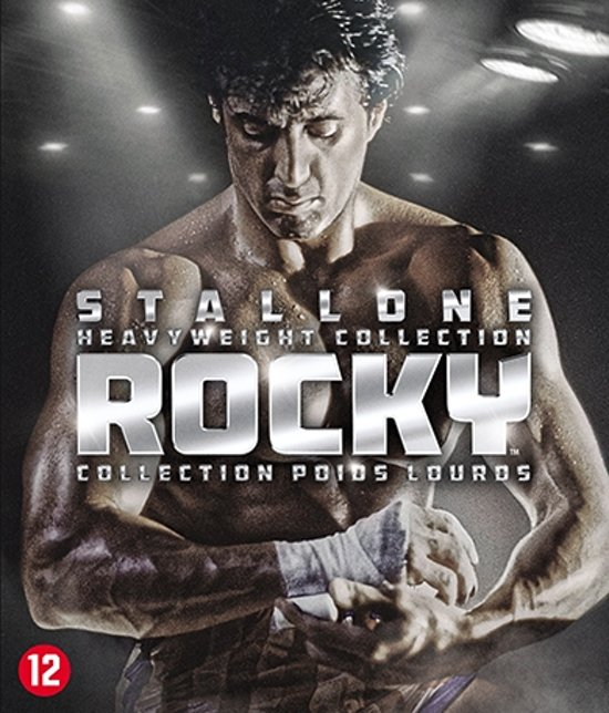 Rocky - Heavyweight Collection - Blu-ray