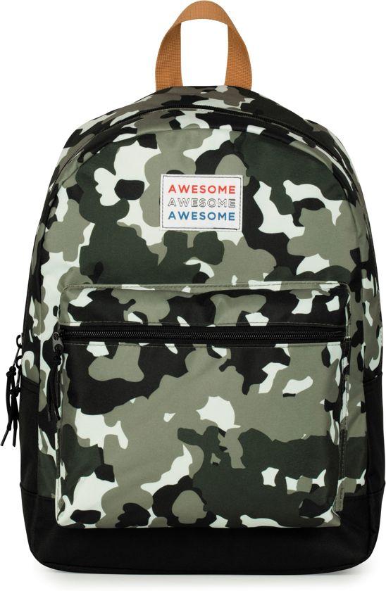 4ad671ef9b9 bol.com | Awesome Rugtas camouflage AWES273050