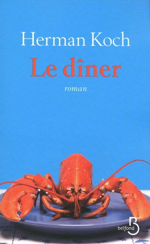 The Dinner (novel) - Wikipedia
