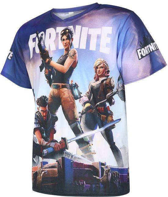 Fortnite Shirt Kids / Senior - Fortnite kleding -140