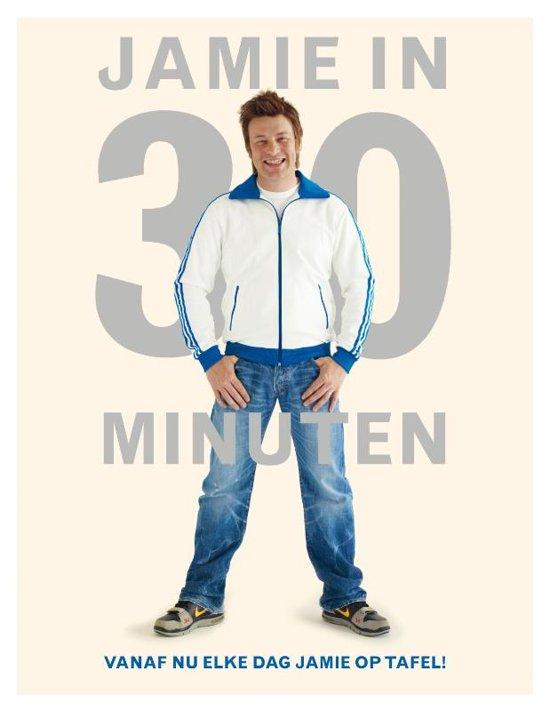Boek cover Jamie in 30 minuten van Jamie Oliver (Hardcover)