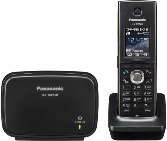 Panasonic KX-TGP600 - Single - DECT - Zwart