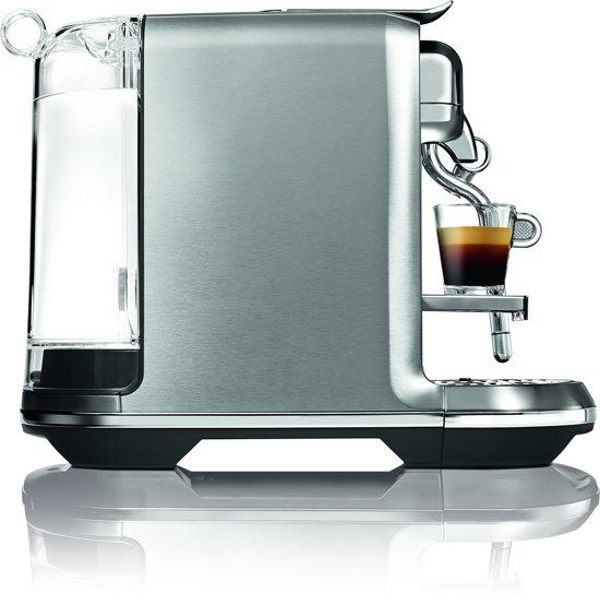 Sage Nespresso Creatista Plus SNE800BSS Stainless Steel