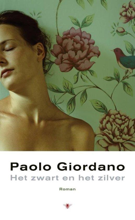 Paolo-Giordano-Het-zwart-en-het-zilver