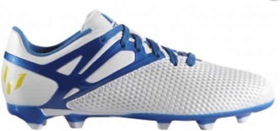 a98cf0c4785 bol.com | Adidas Messi 15.3 FG J wit voetbalschoenen kids