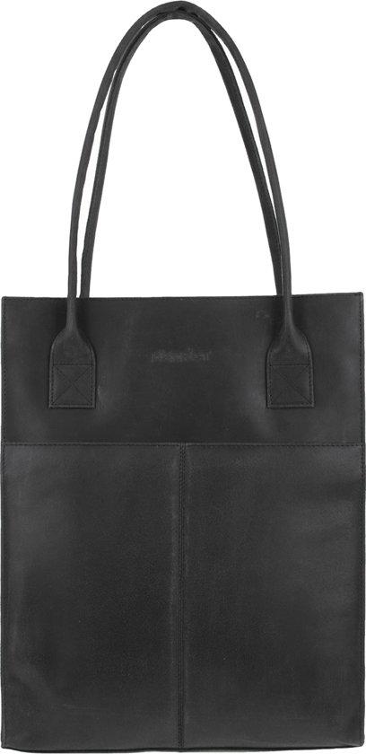 DSTRCT Limited Dames Shopper 15,6 inch Laptoptas - Zwart