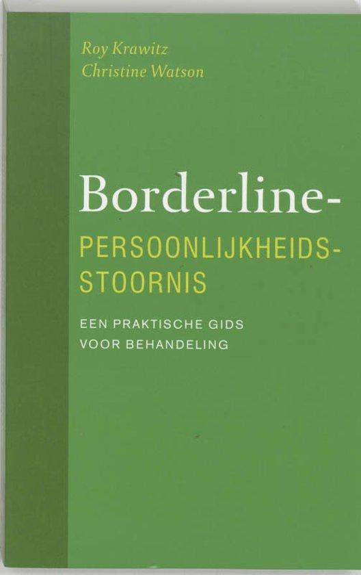 Borderline-persoonlijkheidsstoornis