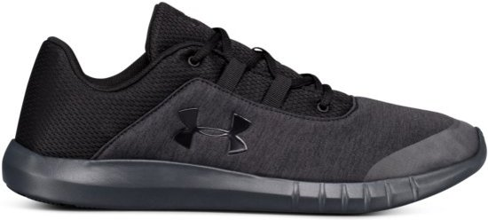 Under Armour Mojo Heren Sportschoenen - Zwart - Maat 44
