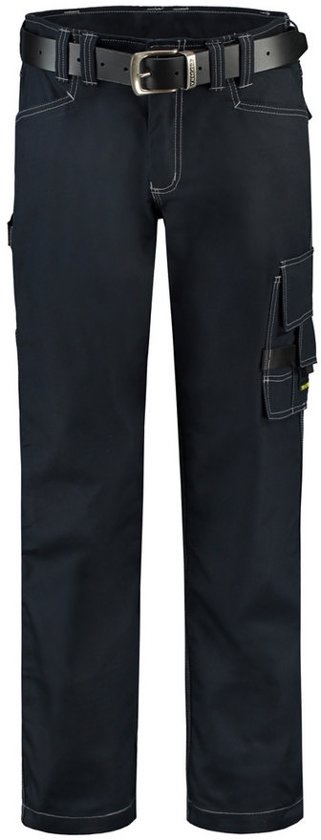 Tricorp Worker canvas - Workwear - 502007 - Navy - maat 47