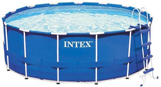 Intex Frame Pool Zwembad - 457 x 107 cm