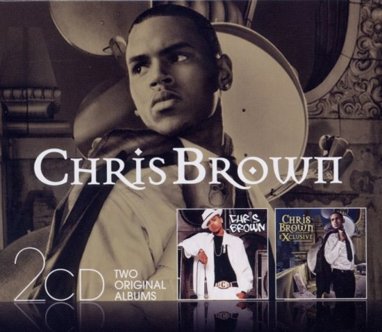 Chris Brown / Exclusive