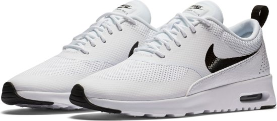 Nike Air Max Thea Sneakers Dames - wit/zwart - Maat 40.5