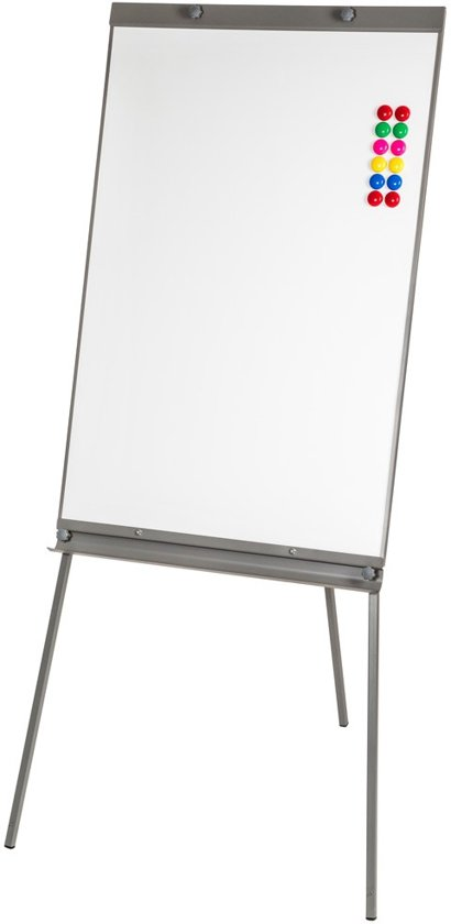 flip over magnetisch whiteboard op statief magneten 401658. Black Bedroom Furniture Sets. Home Design Ideas