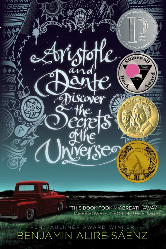 Aristotle and Dante Discover the Secrets of the Universe