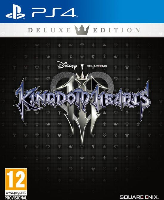 Kingdom Hearts III - Deluxe Edition - PS4