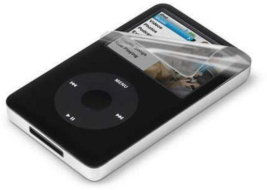 Belkin ClearSkin - Screenprotector voor iPod Classic