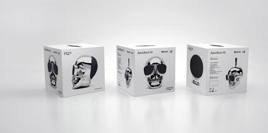 Jarre Technologies AeroSkull XS Bluetooth Speaker