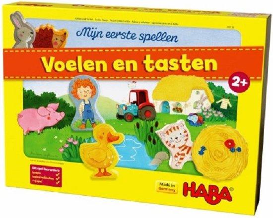 Afbeelding van het spel !!! Spel - Mijn eerste spellen - Voelen en tasten (Nederlands) = Duits 302770 - Frans 303135