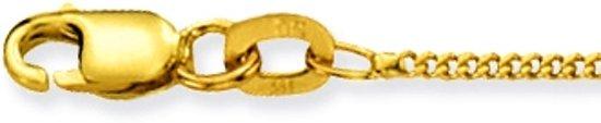 Glow Gouden Ketting Gourmet 50 cm 1.2 mm 201.0250.24