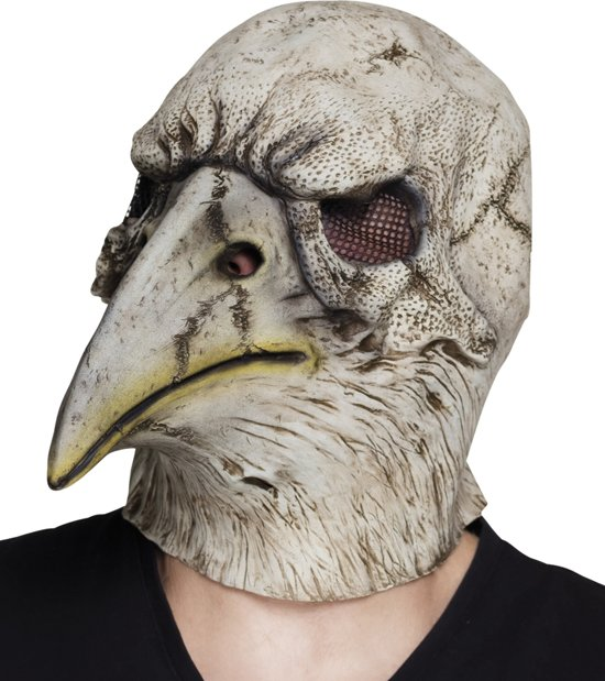 how ativan worked to death costume mask