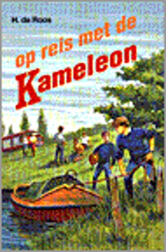 kameleon boeken gezocht