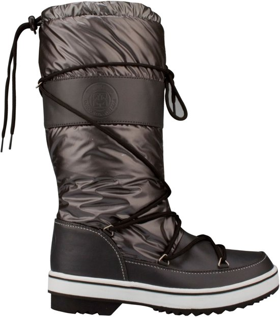 wit Trotter Snowboots Winter Classic grip Sr Antraciet 38 cTvx4qP