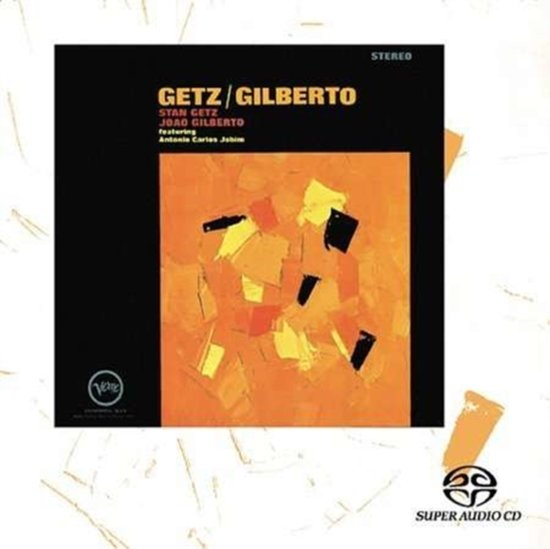 Getz & Gilberto -SACD- (Single Layer/Stereo)