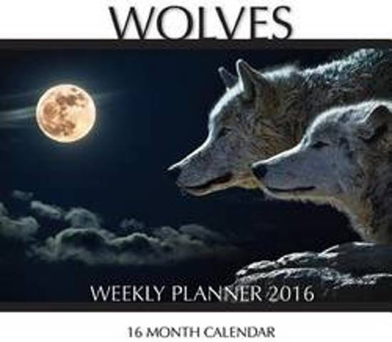Wolves Weekly Planner 2016