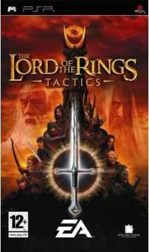 Lord Of The Rings - Tactics (PSP)