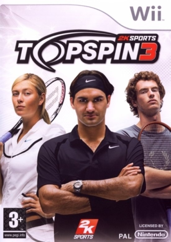 Take-Two Interactive Top Spin 3