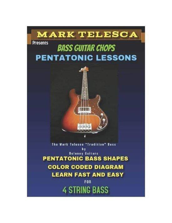 Bass Guitar Chops ''Pentatonic Lessons''