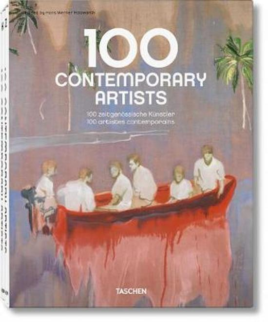 Afbeelding van 100 Contemporary Artists (2 dln in cass.)