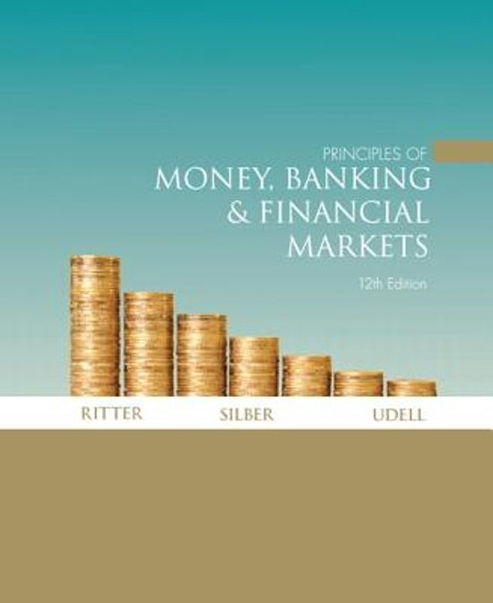 Principles of Money, Banking & Financial Markets