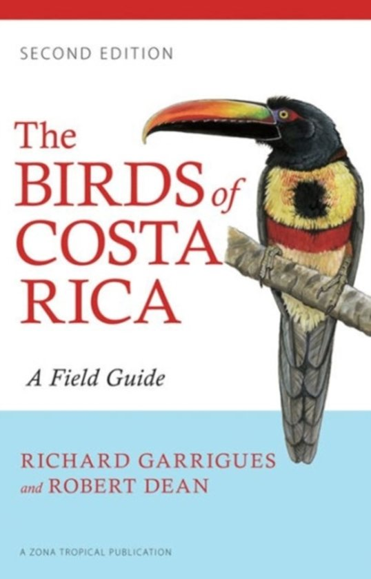 The Birds of Costa Rica cover