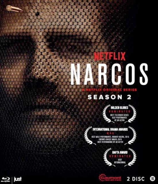 Narcos - Seizoen 2 (Blu-ray)