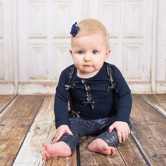 23d7d575771388 bol.com | Babykleding setje Jacqueline blue Lofff - Maat 68