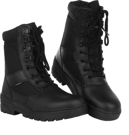 Sniper Maat Zwart Boots Fostex 40 dqaOd
