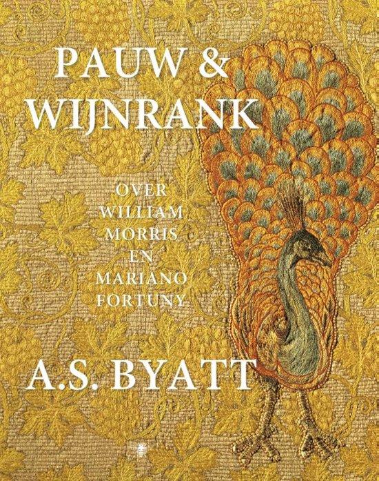 """Résultat de recherche d'images pour """"A.S. BYATT : Pauw en Wijnrank"""""""