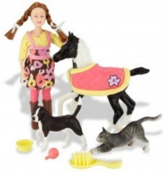 Breyer (61047) Pet Sitter Set Valentinaa